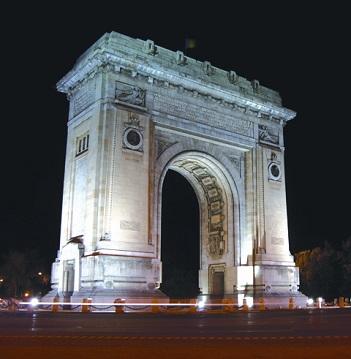 Arch of Triump_Bucharest_Romania